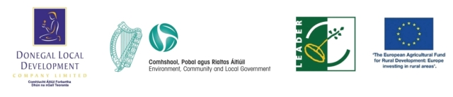 Rural Development Programme and DLDC Logos